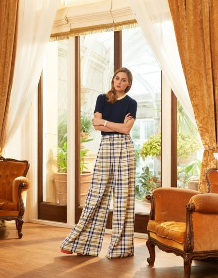 Olivia Palermo Wears Chic Looks in The Edit