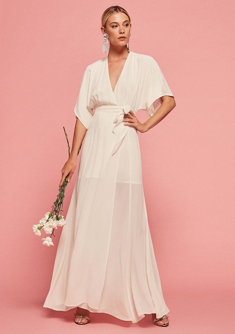 Reformation Wedding Dresses Summer 2017 Shop