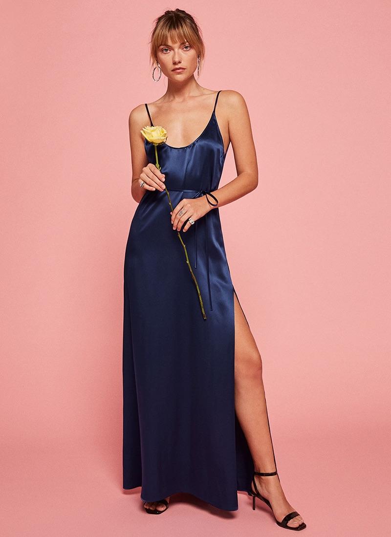 Dress Summer Wedding 92 Fabulous Reformation Iris Dress