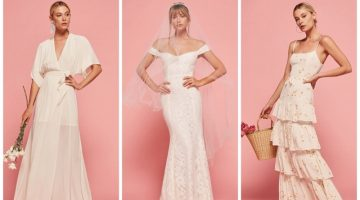 You Have to See Reformation's New Wedding Dress Collection