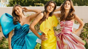 Sistine, Sylvia & Sophia Stallone Take the Spotlight in Harper's Bazaar