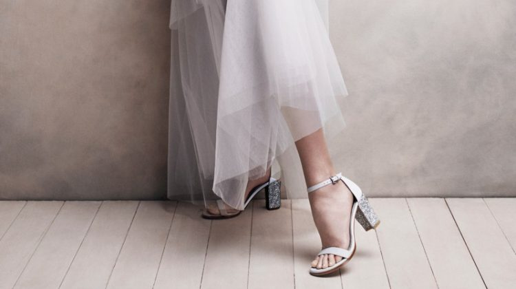 Discover Stuart Weitzman's spring 2017 bridal collection