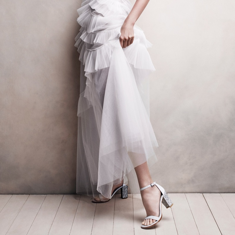 Wedding Bells: Discover Stuart Weitzman's Chic Bridal Shoes