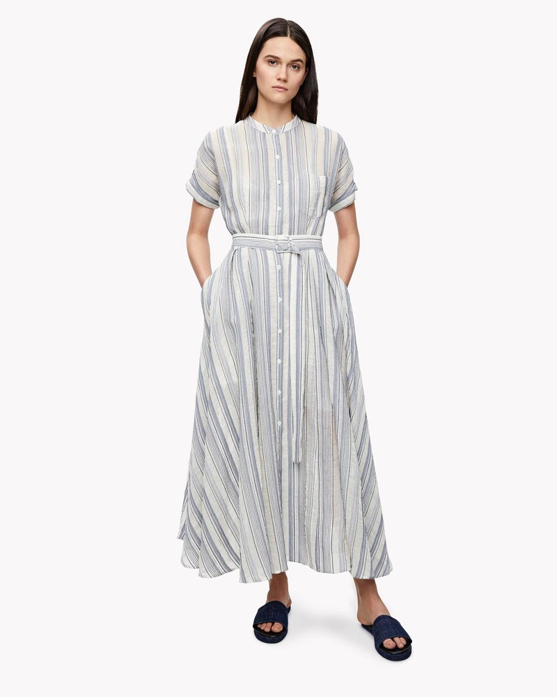 Wish List: A Lightweight Shirt Dress from Theory