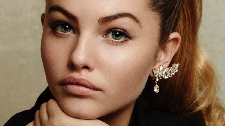Thylane Blondeau named the new face of L'Oreal Paris