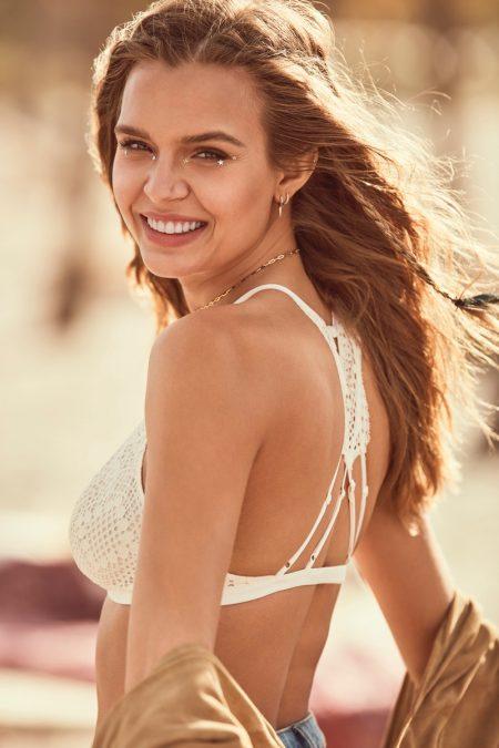 Jasmine Tookes, Josephine Skriver Star in Victoria's Secret Sexy Little Things Shoot