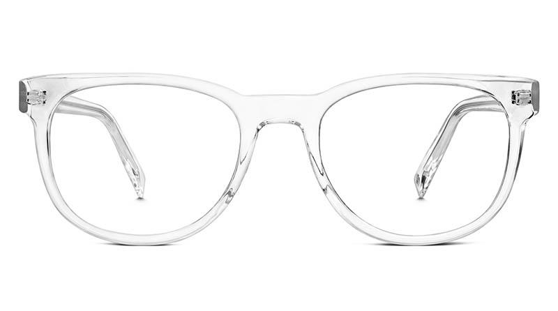 Warby Parker Carver Crystal Glasses $95