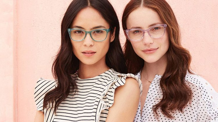 Warby Parker unveils summer 2017 Crystal collection