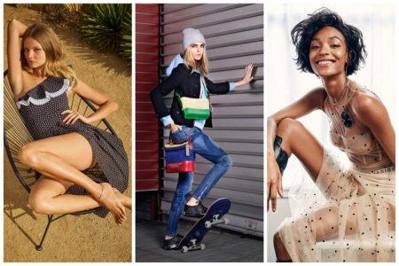 Week in Review | Cara Delevingne for Chanel, Jourdan Dunn's New Cover, Lisa Marie Fernandez Swim + More