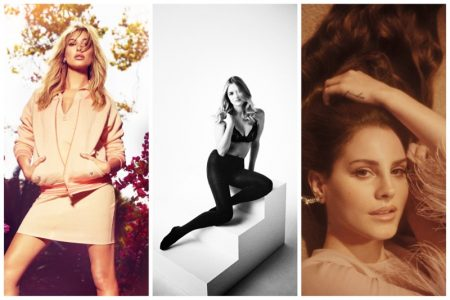 Week in Review | Hailey Baldwin for Guess, Calvin Klein Underwear's Revamp, Lana Del Rey's New Cover + More