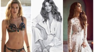 Week in Review | Gigi Hadid's New Campaign, Doutzen Kroes Designs Swimwear, Jessica Alba in ELLE Australia + More