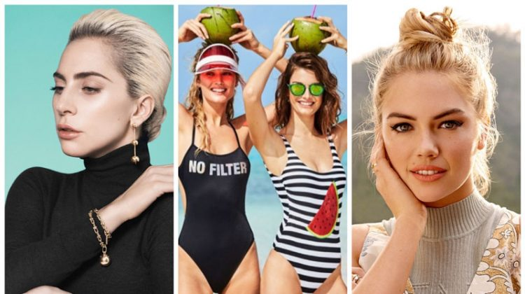 Week in Review | Kate Upton Stars in Vogue Thailand, Calzedonia Swim, Lady Gaga for Tiffany & Co. + More