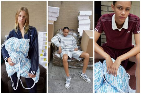 Just Landed: adidas Originals by Alexander Wang's Sporty Collaboration