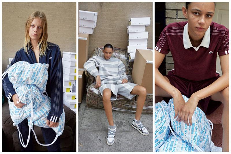 adidas Originals by Alexander Wang Collection