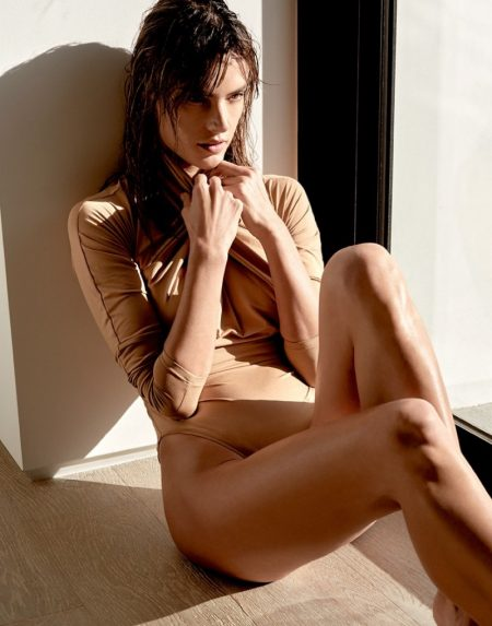 Alessandra Ambrosio Soaks Up the Sun in Sexy Narcisse Magazine Spread