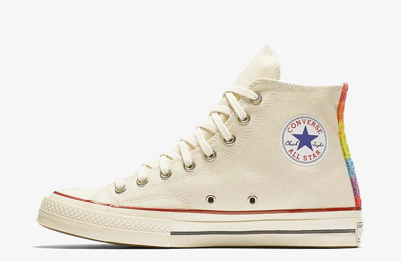 Converse Chuck Taylor All Star '70 1st Pride Parade High Top $110