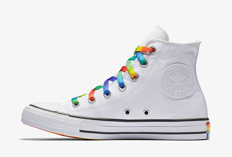 961b9fcdfaf1 Converse Chuck Taylor All Star Pride Core High Top  65