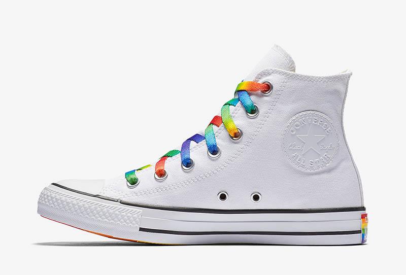 Converse LGBT Pride High Top Sneakers