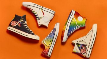 Rainbow Connection: Discover Converse's 2017 Pride Sneaker Collection