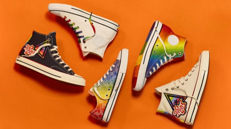 Converse Pride 2017 sneaker collection