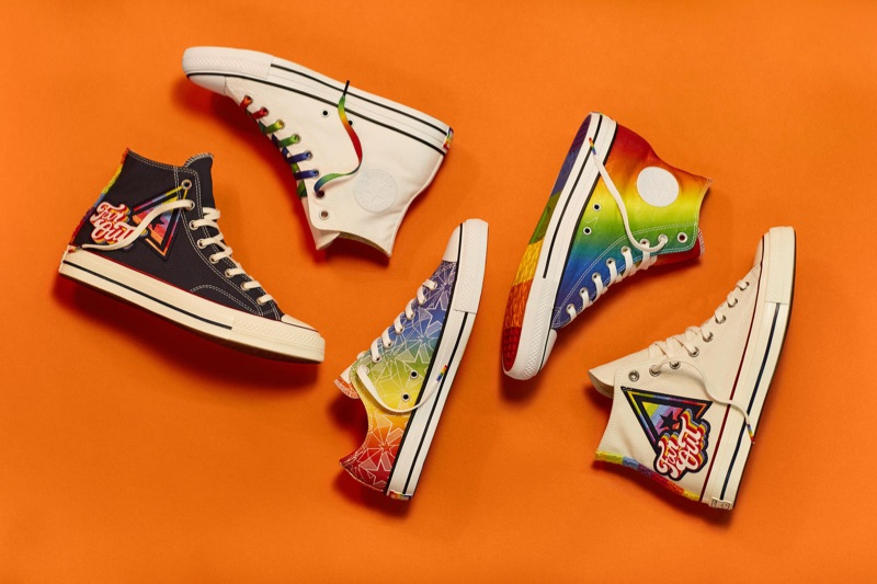 0d0c8724655e Converse Pride 2017 Sneaker Collection Buy