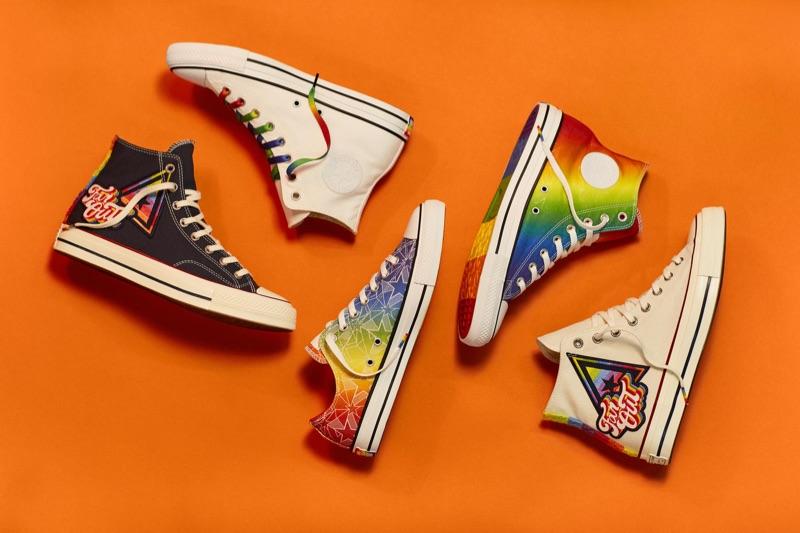 Converse Pride 2017 sneaker collection
