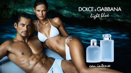 Bianca Balti Smolders in New Dolce & Gabbana 'Light Blue' Ad