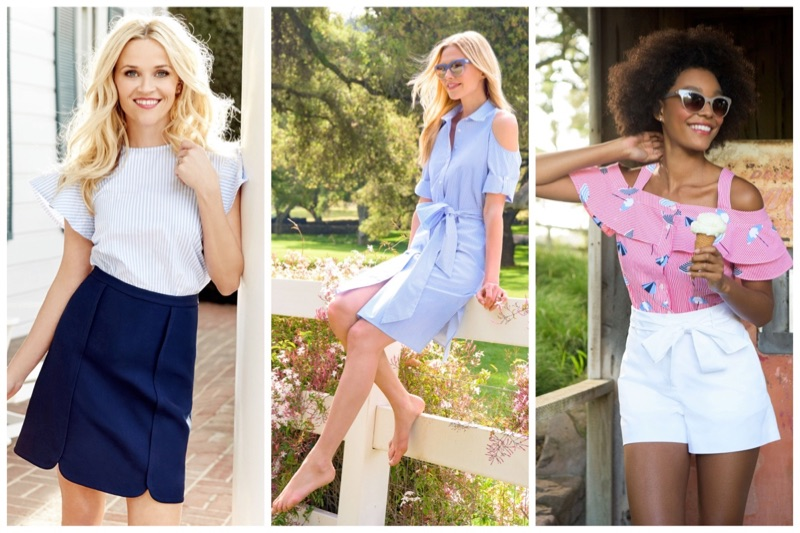 Just In: Reese Witherspoon's Draper James Clothing Arrives for Summer
