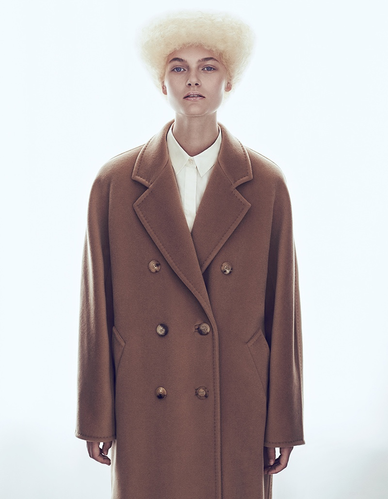 Coat and Blouse Max Mara