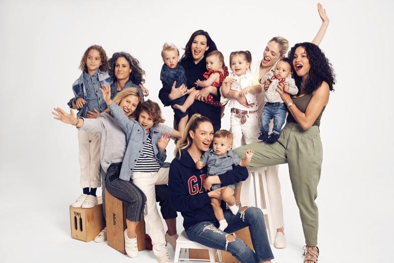 Gap unveils Mama Said campaign