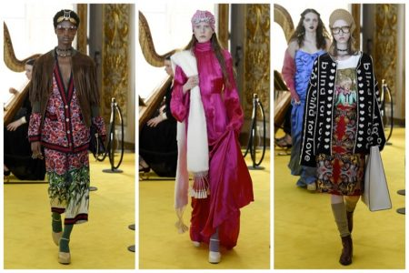 Gucci Takes Florence for Resort 2018 Show