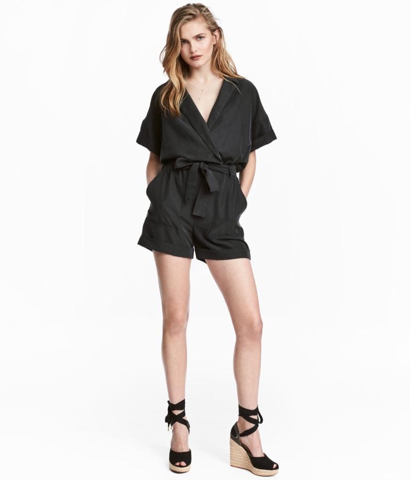 H&M Modal-Blend Romper