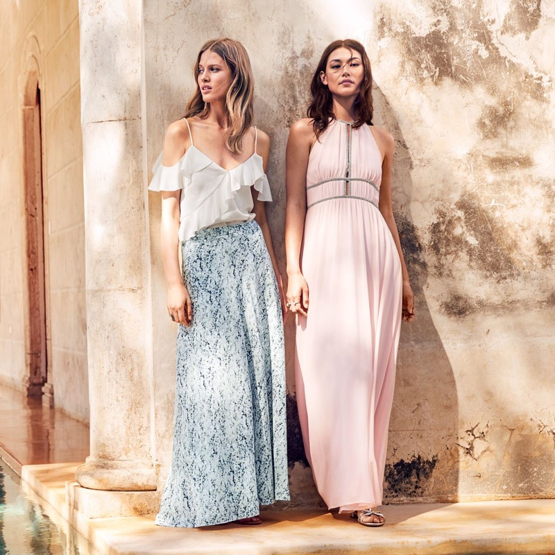 H&M Offers Up Dreamy Dresses for All Those Summer Parties