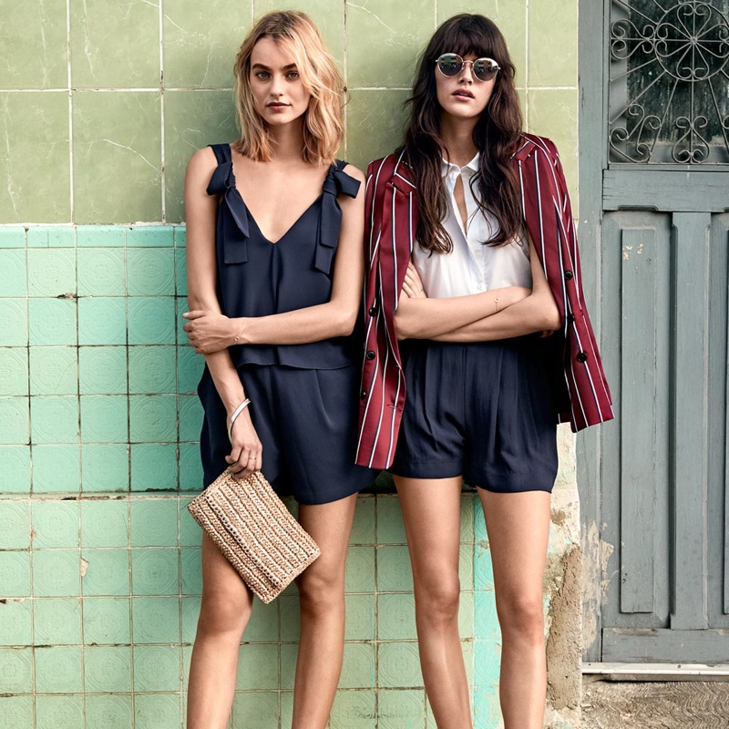 Urban Summer: 9 Warm Weather Looks from H&M