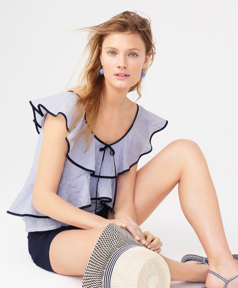 Perfect Pairing: 5 Standout Summer Looks from J. Crew