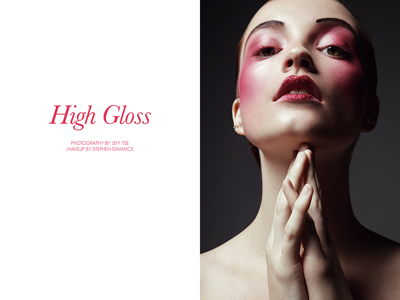 High Gloss by Jeff Tse