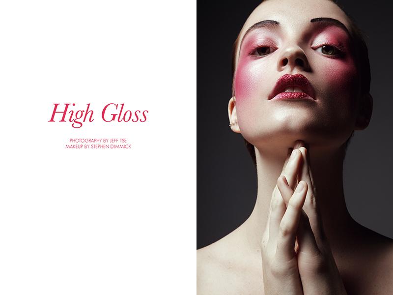 High Gloss by Jeff Tse