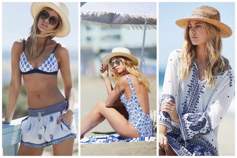 Joie A La Plage clothing and accessories collection