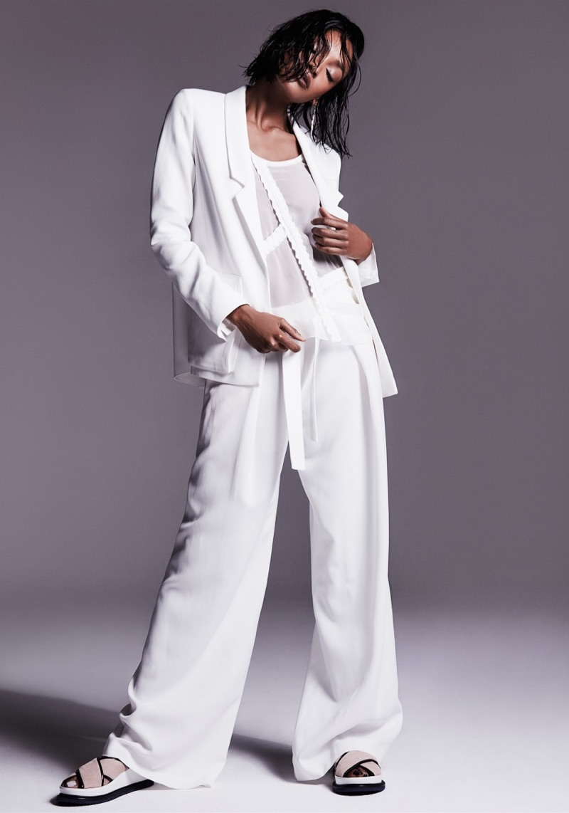 Jourdan Dunn Stuns for the Pages of T Magazine Singapore