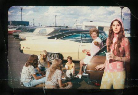 Lana Del Rey Channels Retro Style in Flaunt Magazine