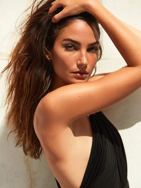 Lily Aldridge Graces the Pages of TELVA Magazine in Chic Looks
