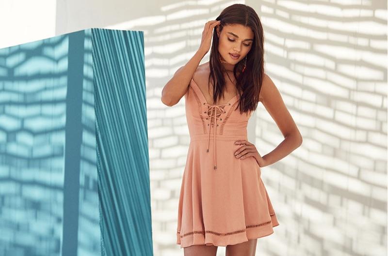 Lovers + Friends Sadie Mini Dress $158