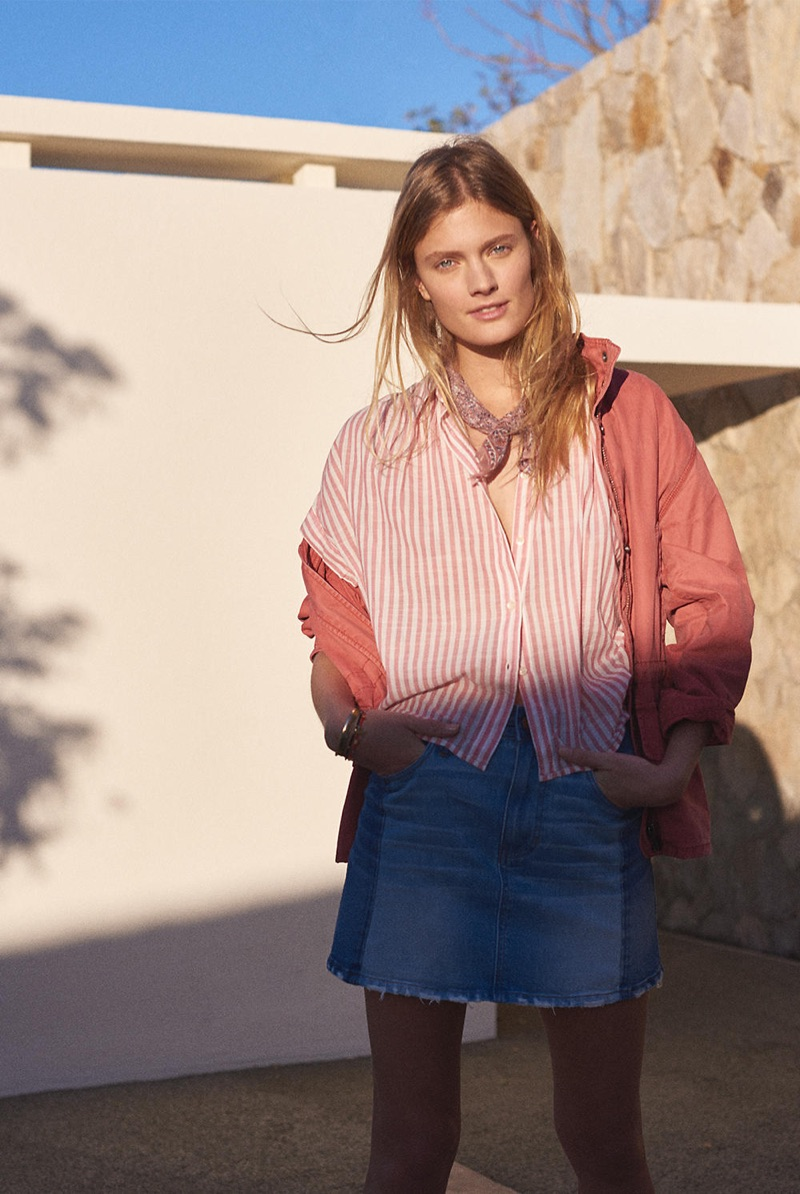 First Blush: 7 Rosy Looks from Madewell's New Arrivals