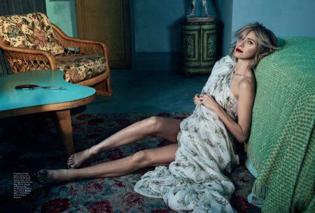 Naomi Watts Dazzles in Haute Couture for Vogue Australia