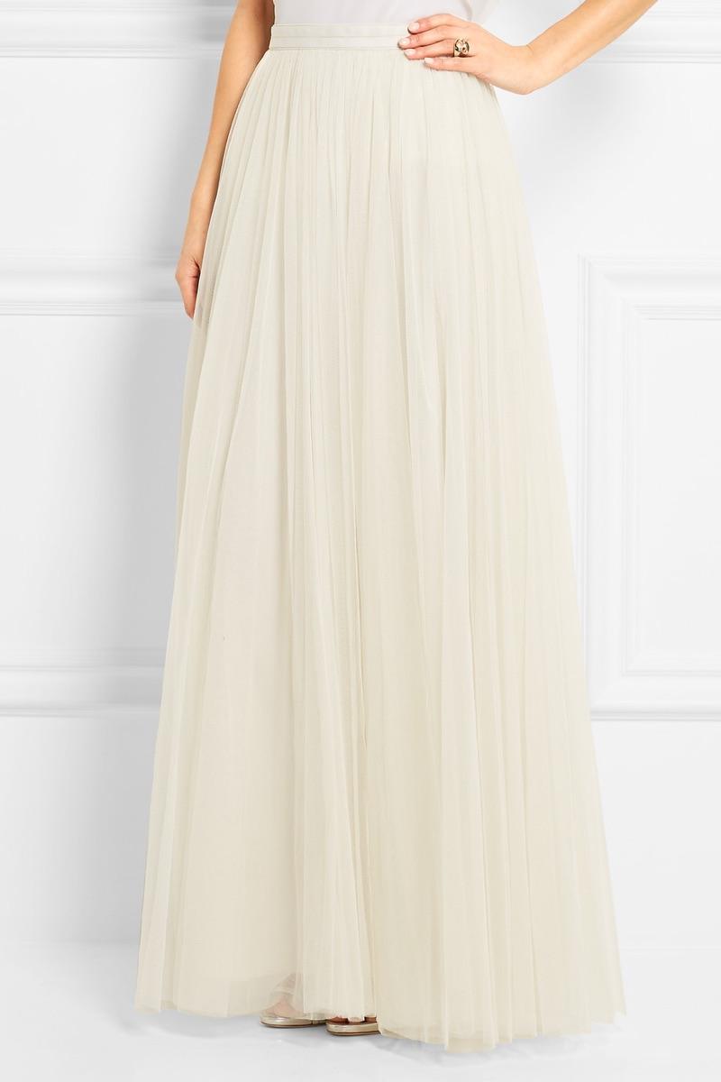 Needle & Thread Tulle Maxi Skirt $210