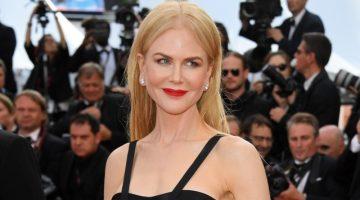Nicole Kidman Looks Ballerina Chic in Calvin Klein at Cannes