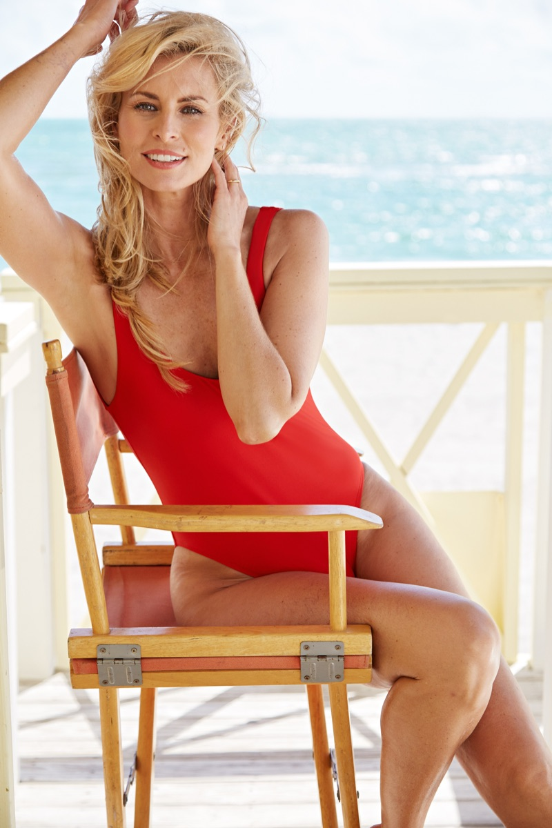 Niki Taylor stars in Swimsuits For All Baywatch campaign