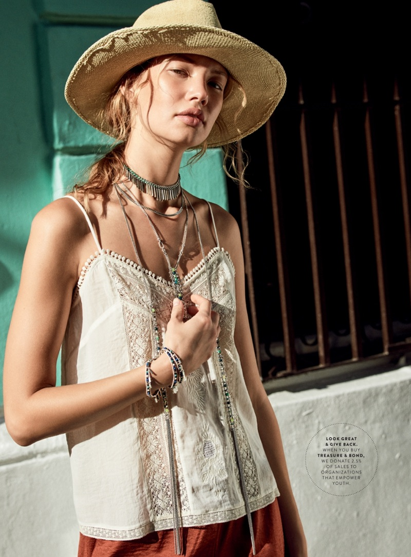Make Your Escape: Vacation-Ready Styles from Nordstrom's May Catalog