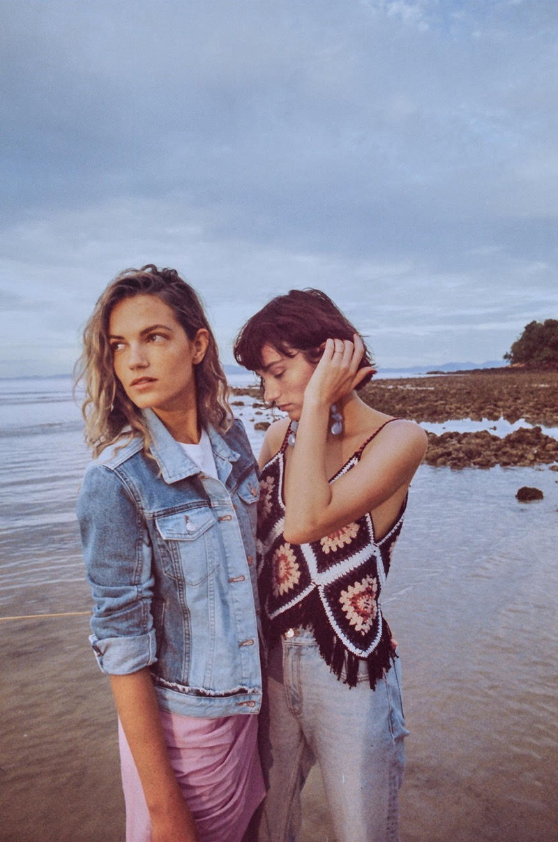 Say Lou Lou stars in Mango Journeys campaign