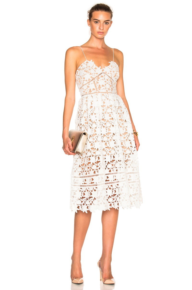 Self Portrait Azaelea Lace Dress Shop